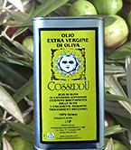Cosseddu Olivenöl extra - Sartos